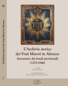 BFF 20 L archivio storico dei Frati Minori in Abruzzo
